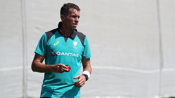 PAK v AUS 2018: Peter Siddle added to the Australian T20I squad