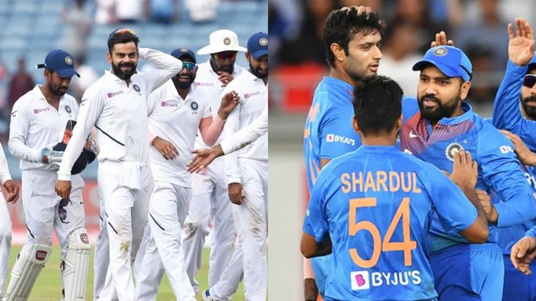 India's Predicted Test and T20I XI, if BCCI decides to field two teams simultaneously