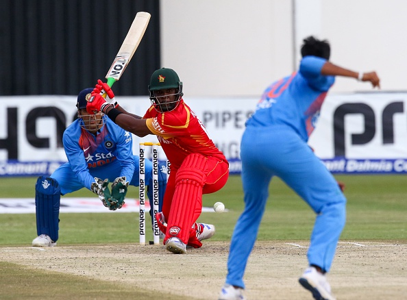 Zimbabwe hasn't visited India for a bilateral series since 2002 | Getty