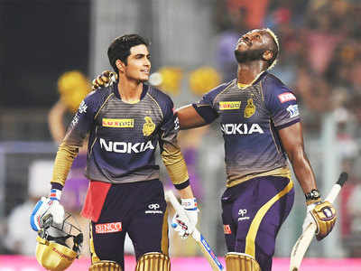 Shubman Gill and Andre Russell are the perfect foil for each other | IANS