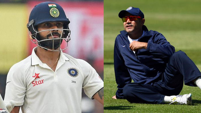 ENG v IND 2018: Virender Sehwag suggests Indian batsmen should consult Rahul Dravid and VVS Laxman to fix their problems