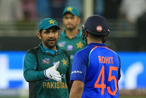 India and Pakistan have locked horns during the Asia Cup 2018 last time | Getty