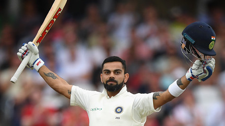 ENG v IND 2018: 3rd Test, Day 3 – India sets 521 runs target for England thanks to Virat Kohli's 23rd Test century