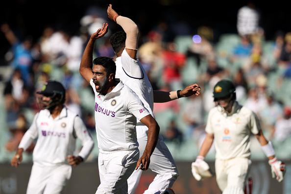 R Ashwin is now the highest ranked Indian bowler in Test rankings | Getty