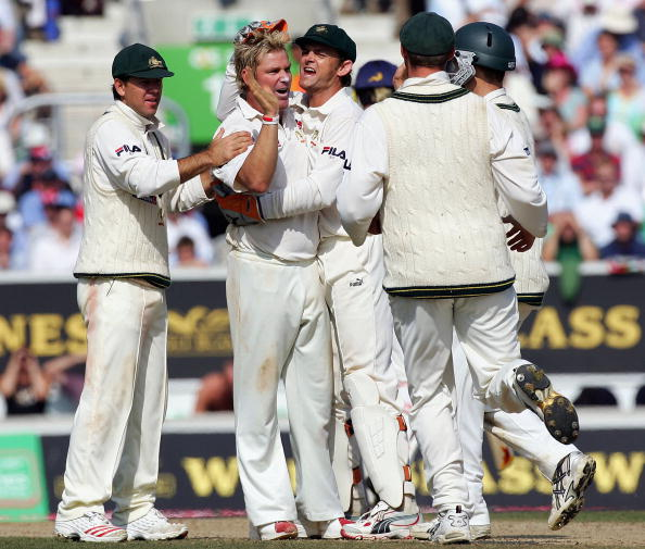 Warne played in nine Ashes series | Getty Images