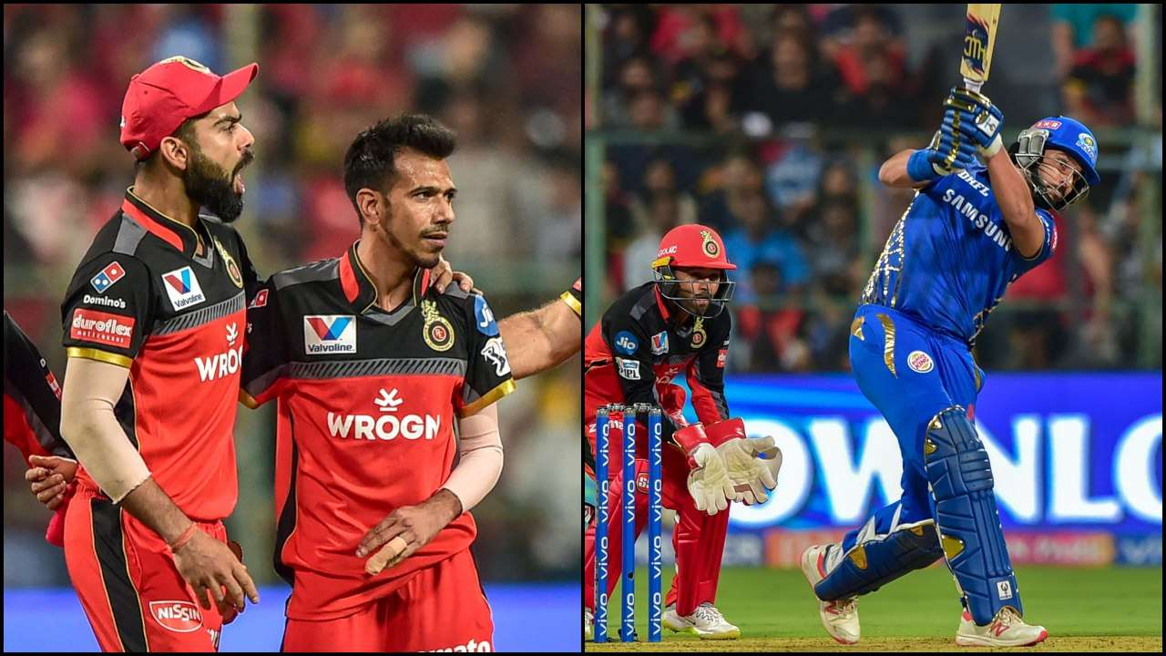 Yuvraj had hit Chahal for 3 consecutive sixes during RCB-MI match in IPL 2019