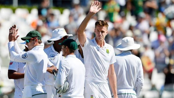 Morne Morkel's International Career In Numbers