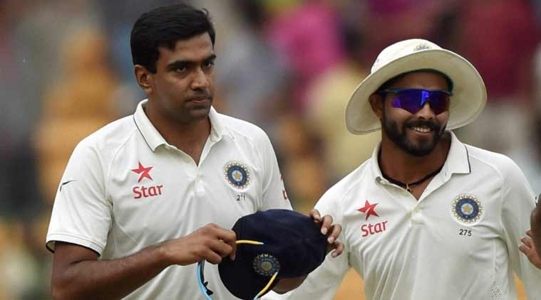 Kartik felt India should go with Ashwin and Jadeja if they want to play two spinners in Adelaide Test | Getty