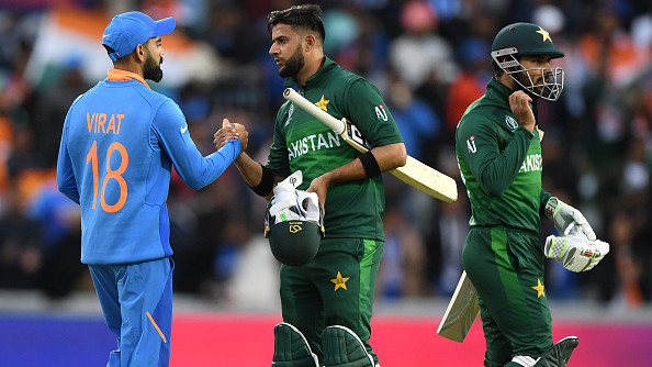Indian government to grant visas to Pakistan team for T20 World Cup 2021 - report