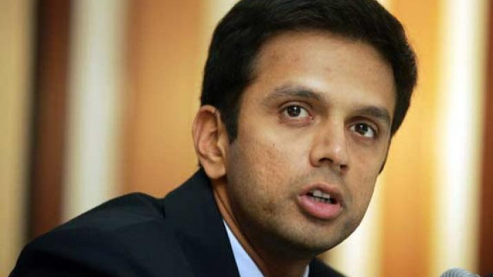 WATCH – Rahul Dravid takes his rightful place in the ICC Cricket Hall of Fame