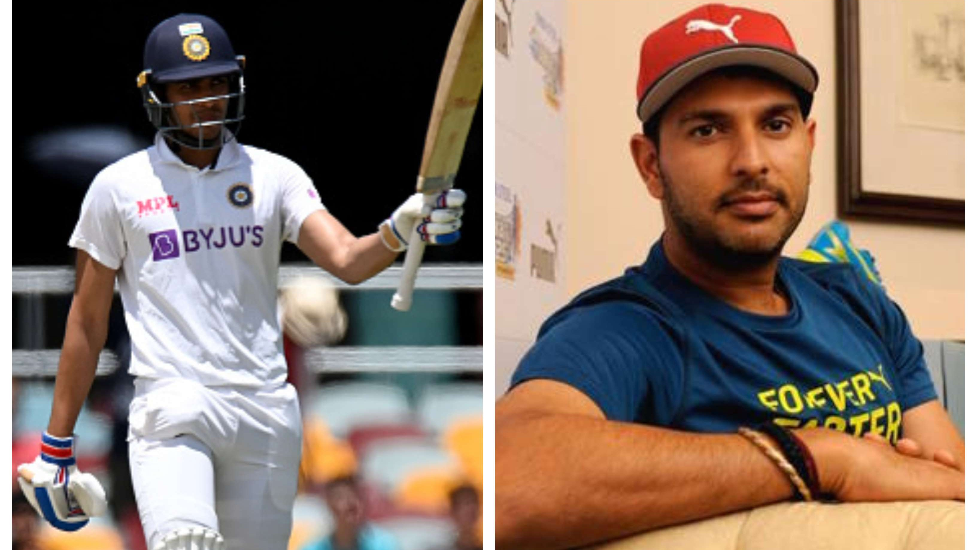 AUS v IND 2020-21: Shubman Gill acknowledges Yuvraj Singh's contribution in his success Down Under