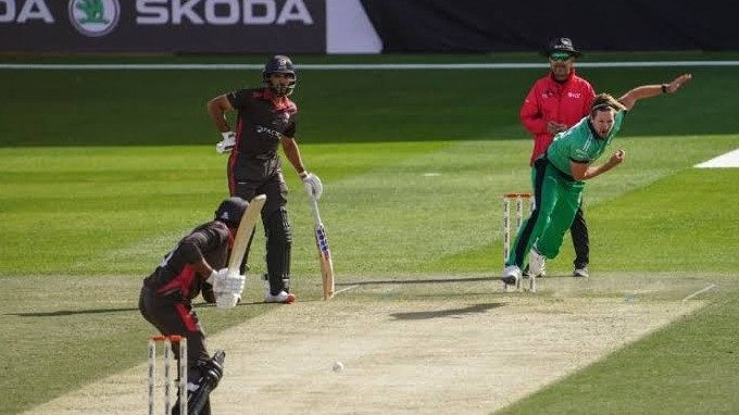 UAE v IRE 2021: Second ODI suspended after four more UAE players test COVID-19 positive