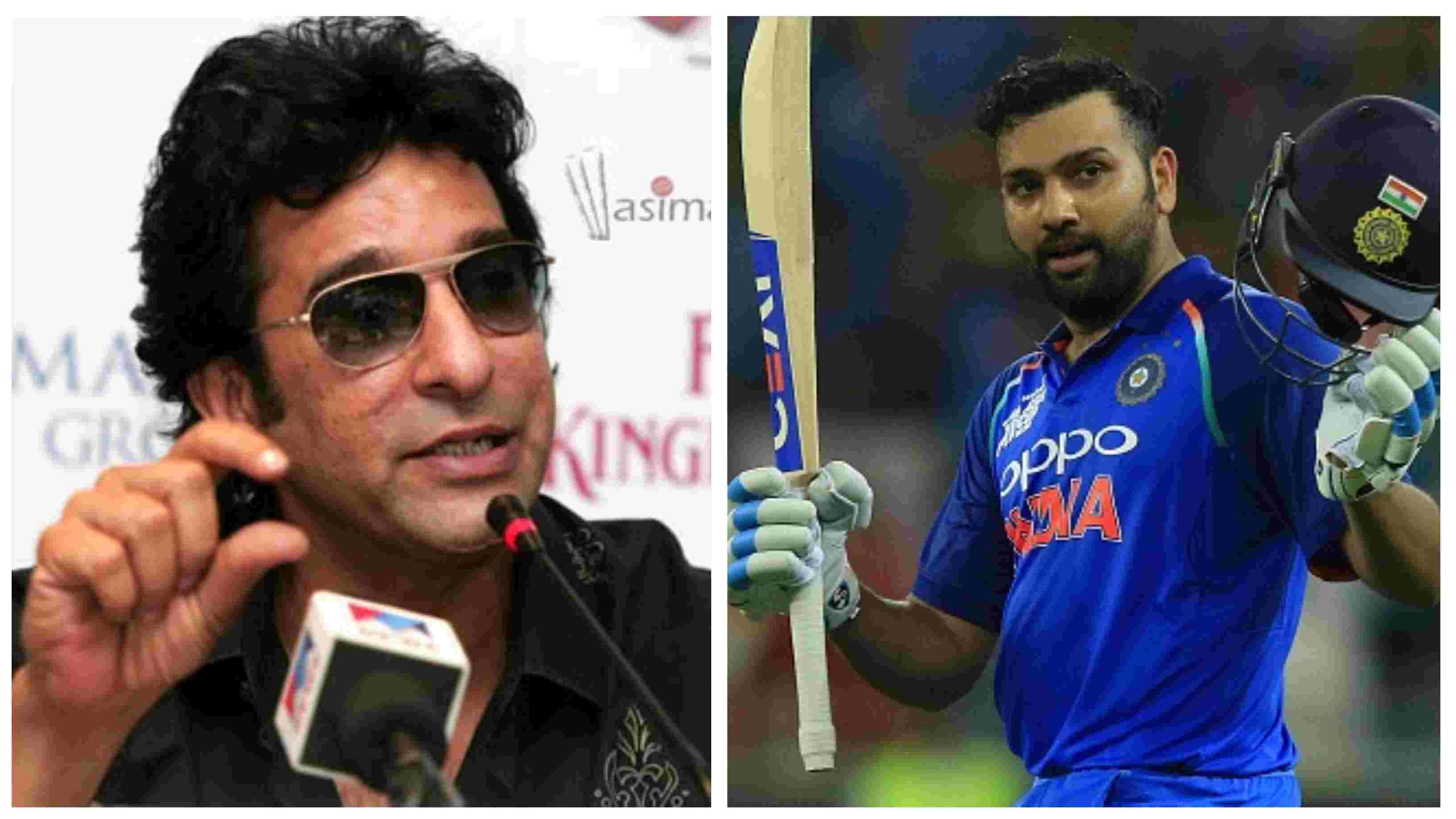 ASIA CUP 2018: Wasim Akram impressed with Rohit Sharma's captaincy skills