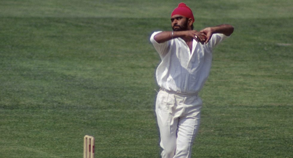 Bishan Singh Bedi,74, played 67 Tests and 10 ODIs for India | Getty