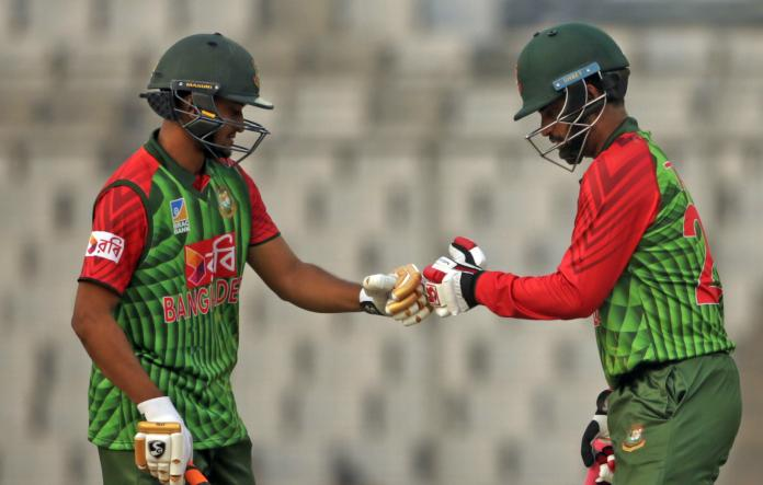 The duo batted Bangladesh to victory. (United News Bangladesh)