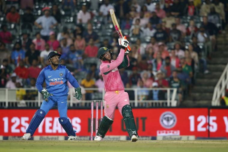 Heinrich Klaasen scintillating innings breaks India's unbeaten run | AFP