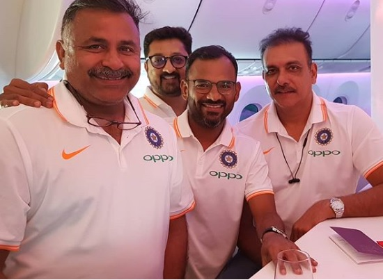 Indian cricket team coaches | Instagram