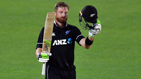NZ v BAN 2019: Delighted Martin Guptill admits batting at slow Napier pitch was difficult
