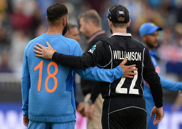 Cwc 2019 Virat Kohli And Kane Williamson Are Perfect