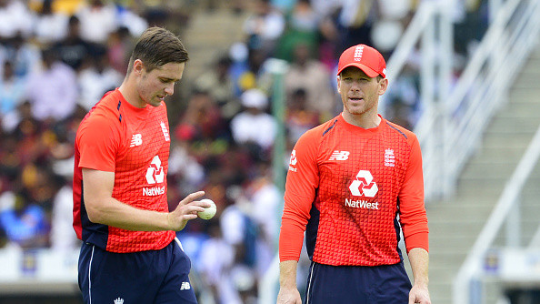 SL v ENG 2018: Areas to improve on despite the series win, says England skipper Eoin Morgan