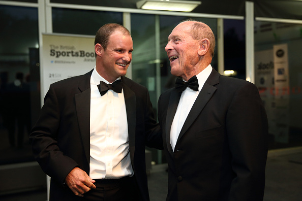 Andrew Strauss and Geoffrey Boycott have now been knighted | Getty