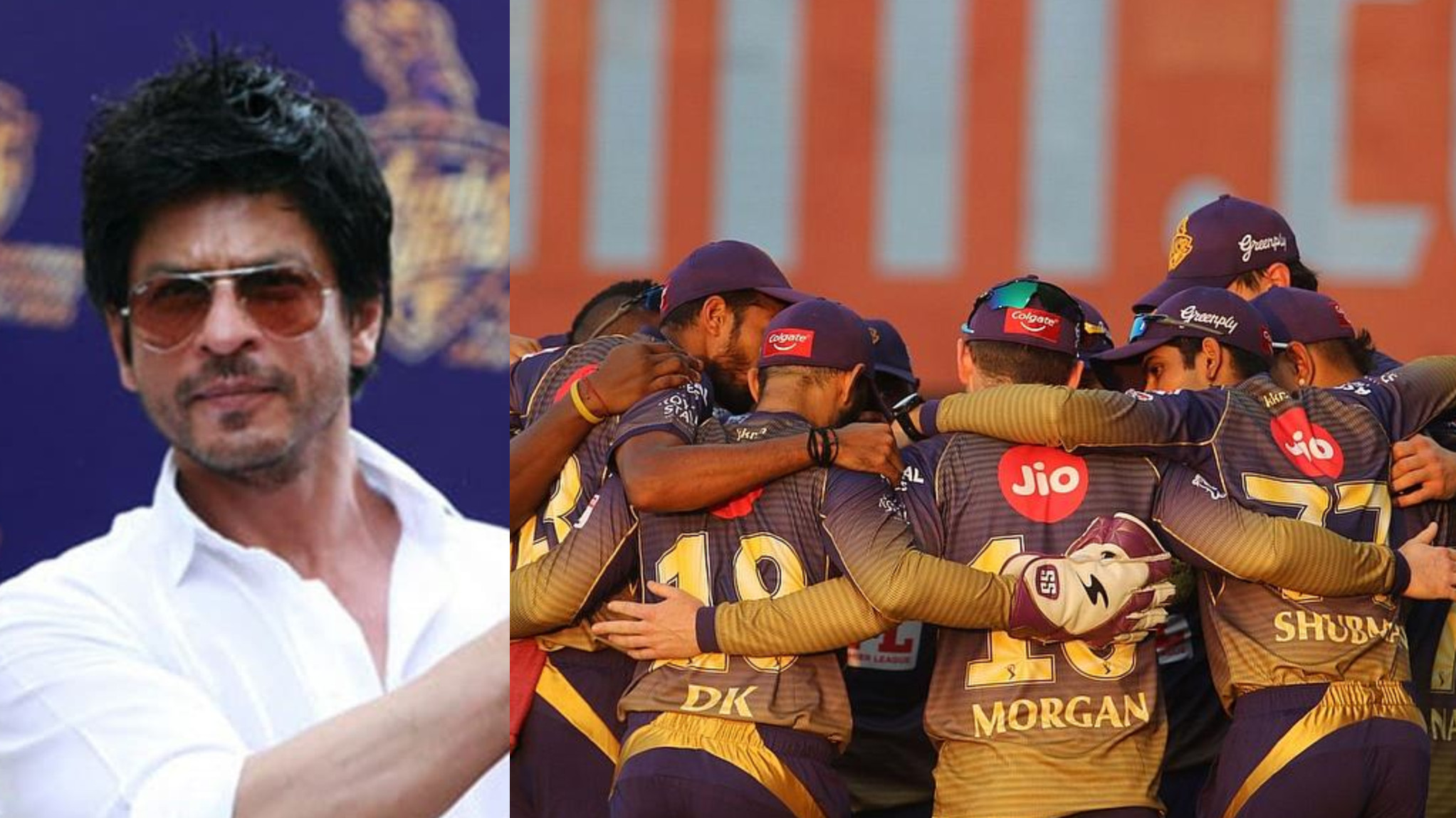 IPL 2021: Shah Rukh Khan gives a witty response to a fan asking whether KKR will win the cup