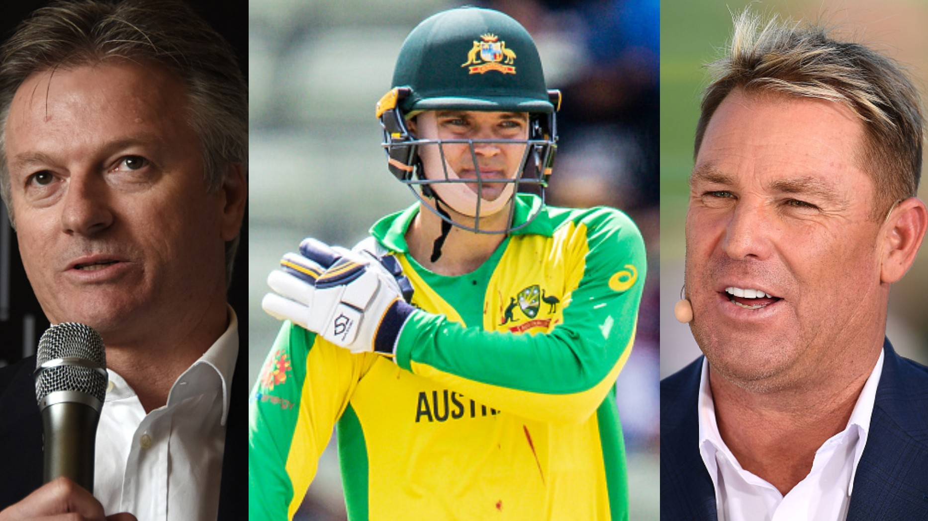 CWC 2019: Steve Waugh and Shane Warne hail Carey for the fighting spirit; back him for Ashes 2019