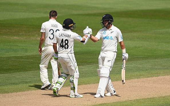 New Zealand defeated England in the second Test | GETTY