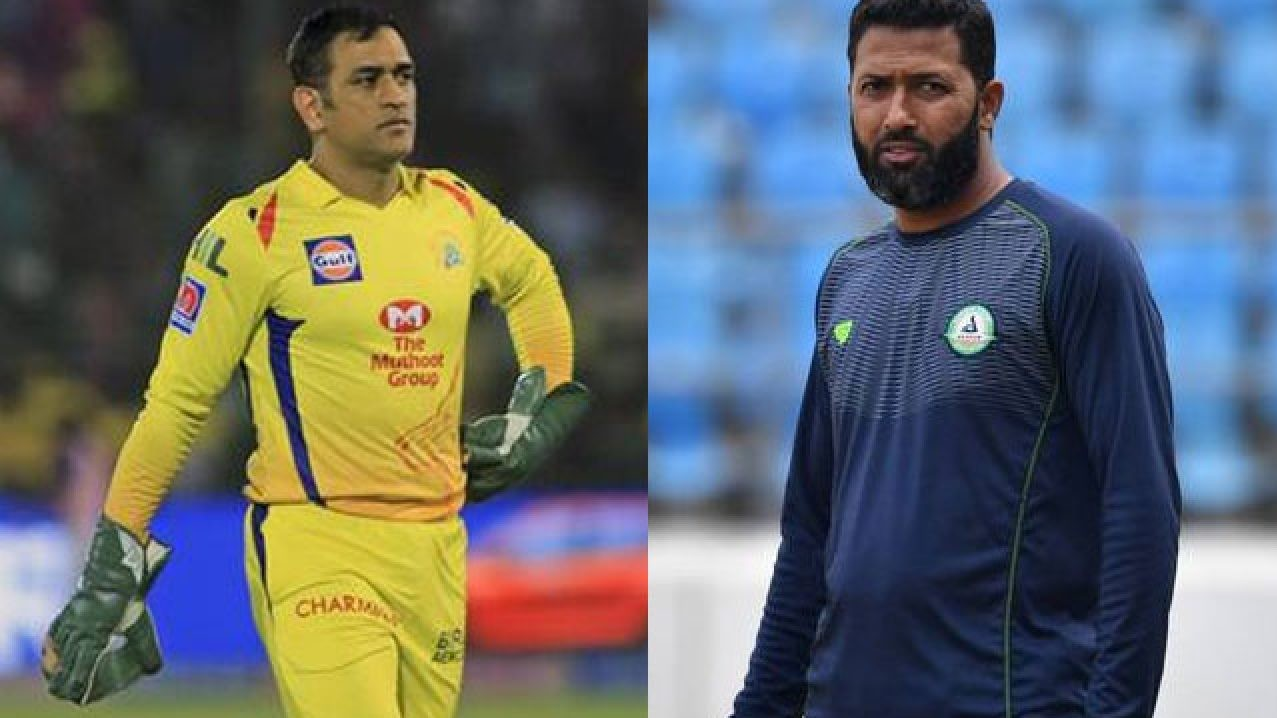 Wasim Jaffer picks his all-time IPL XI, names MS Dhoni as leader of the star-studded line-up
