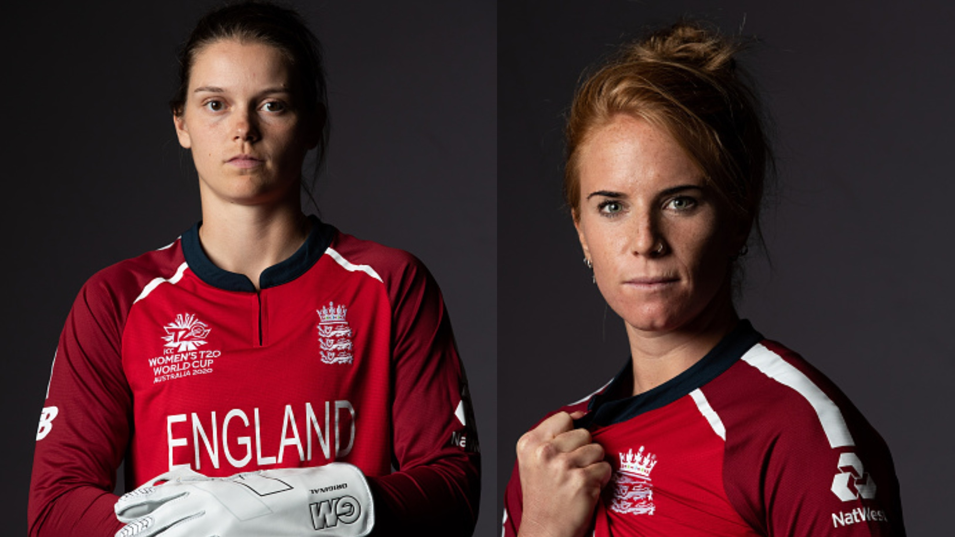 England's Lauren Winfield and Amy Jones stuck in Australia due to COVID-19 lockdown