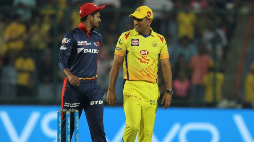 IPL 2018: Shreyas Iyer embarrassed after his funny coin flip incident, that left Dhoni laughing loud