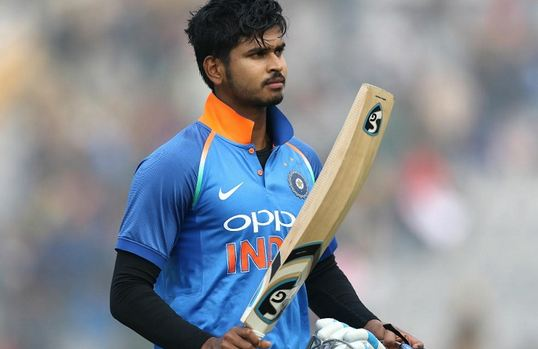 Shreyas Iyer was unceremoniously dumped from India T20I squad recently for NZ series | AP