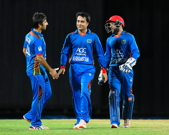 Rashid Khan and Asghar Afghan to be captain and vice-captain respectively of Afghanistan team | Getty