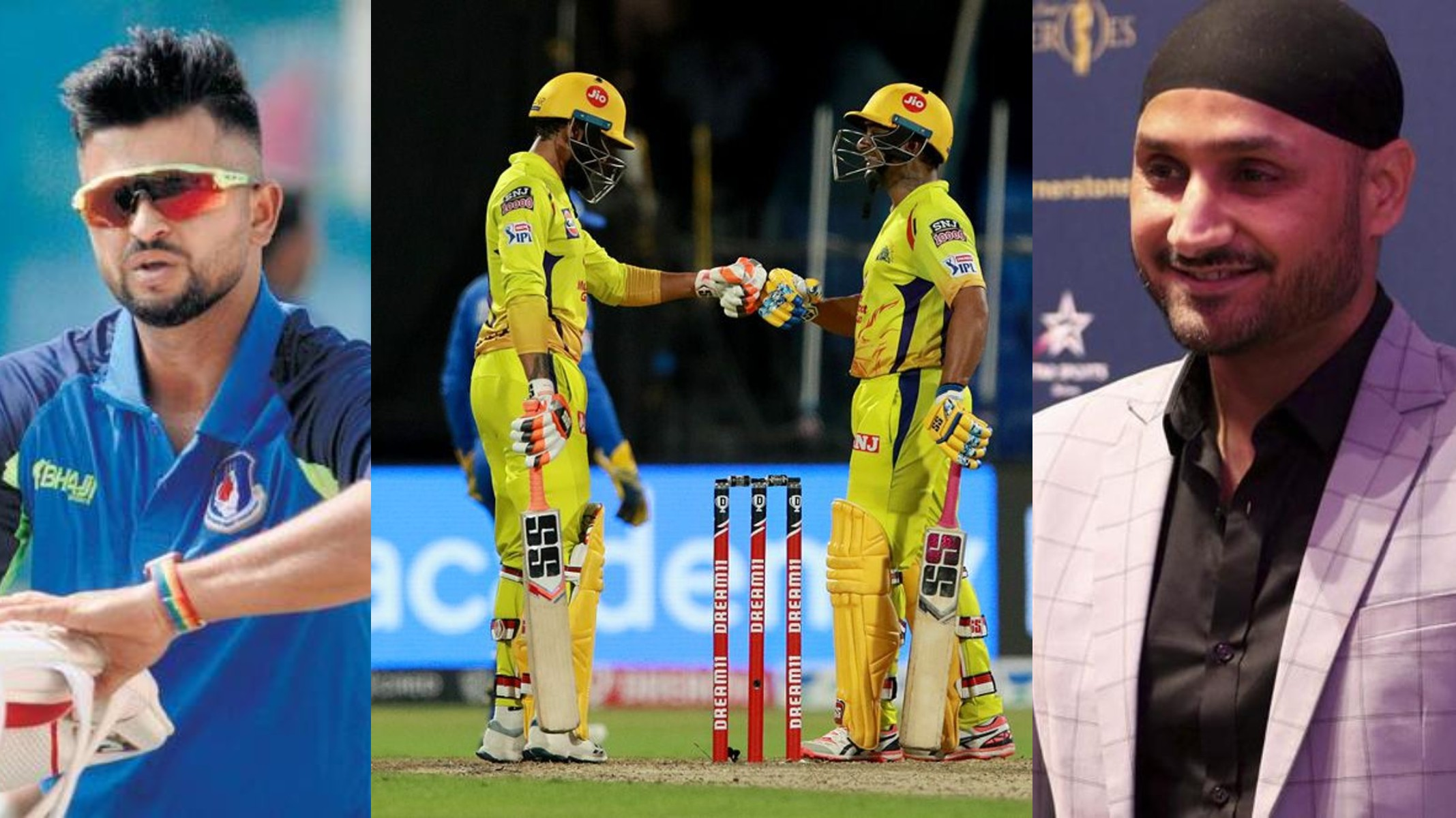 IPL 2020: Cricket fraternity applauds as Rayudu-Jadeja's blistering finish takes CSK to 179/4