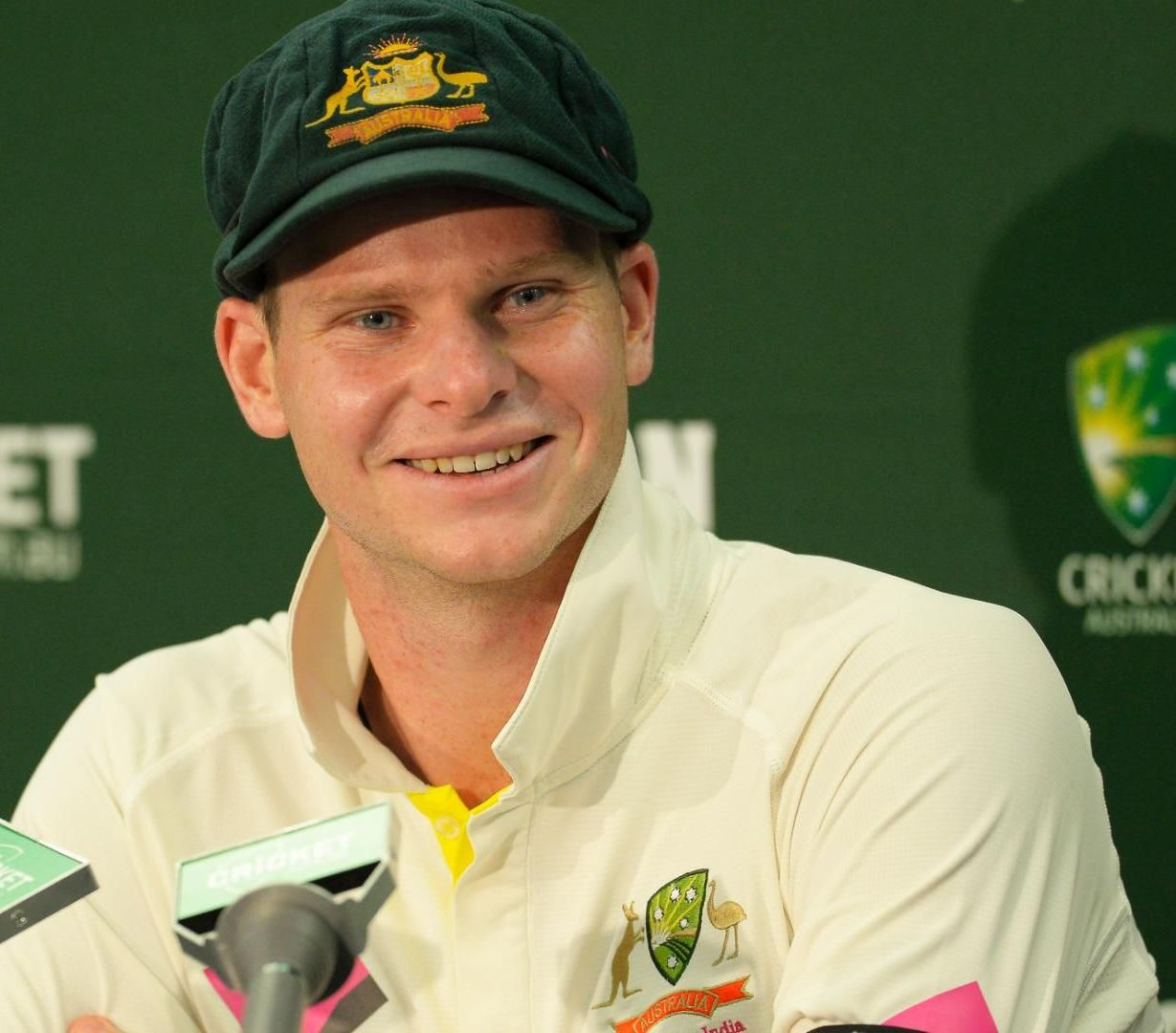 Smith was awarded the Allan Border Medal recently. (Getty)