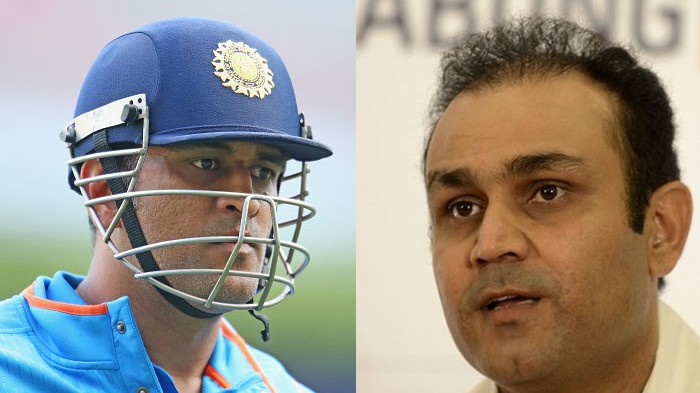 Virender Sehwag thinks selectors should keep MS Dhoni in loop with their plans for him