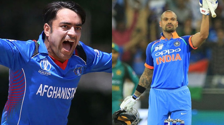 Asia Cup 2018: Rashid Khan impressed by Shikhar Dhawan's innings against Pakistan