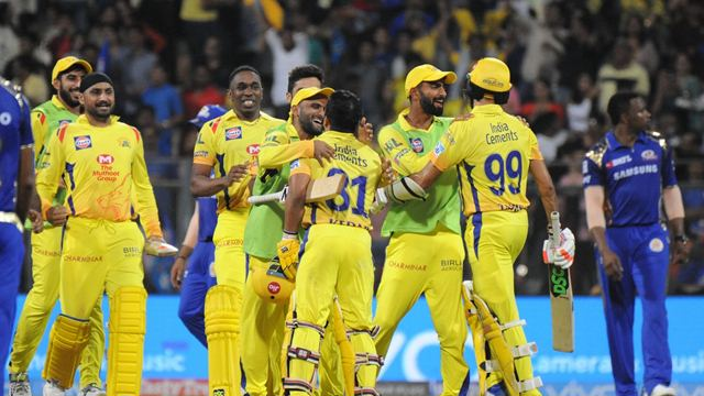 IPL 2018 : Match 27 , CSK vs MI - Statistical Preview