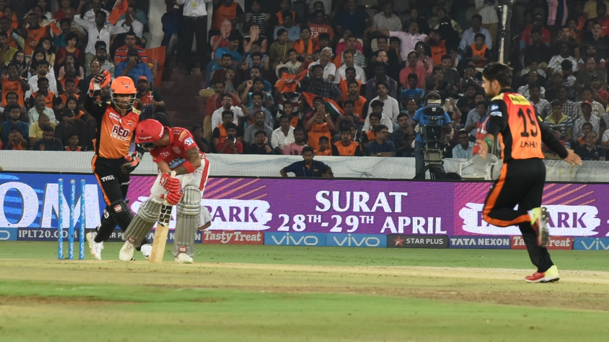 IPL 2018: Rashid Khan terms KL Rahul's wicket as one of his favourites
