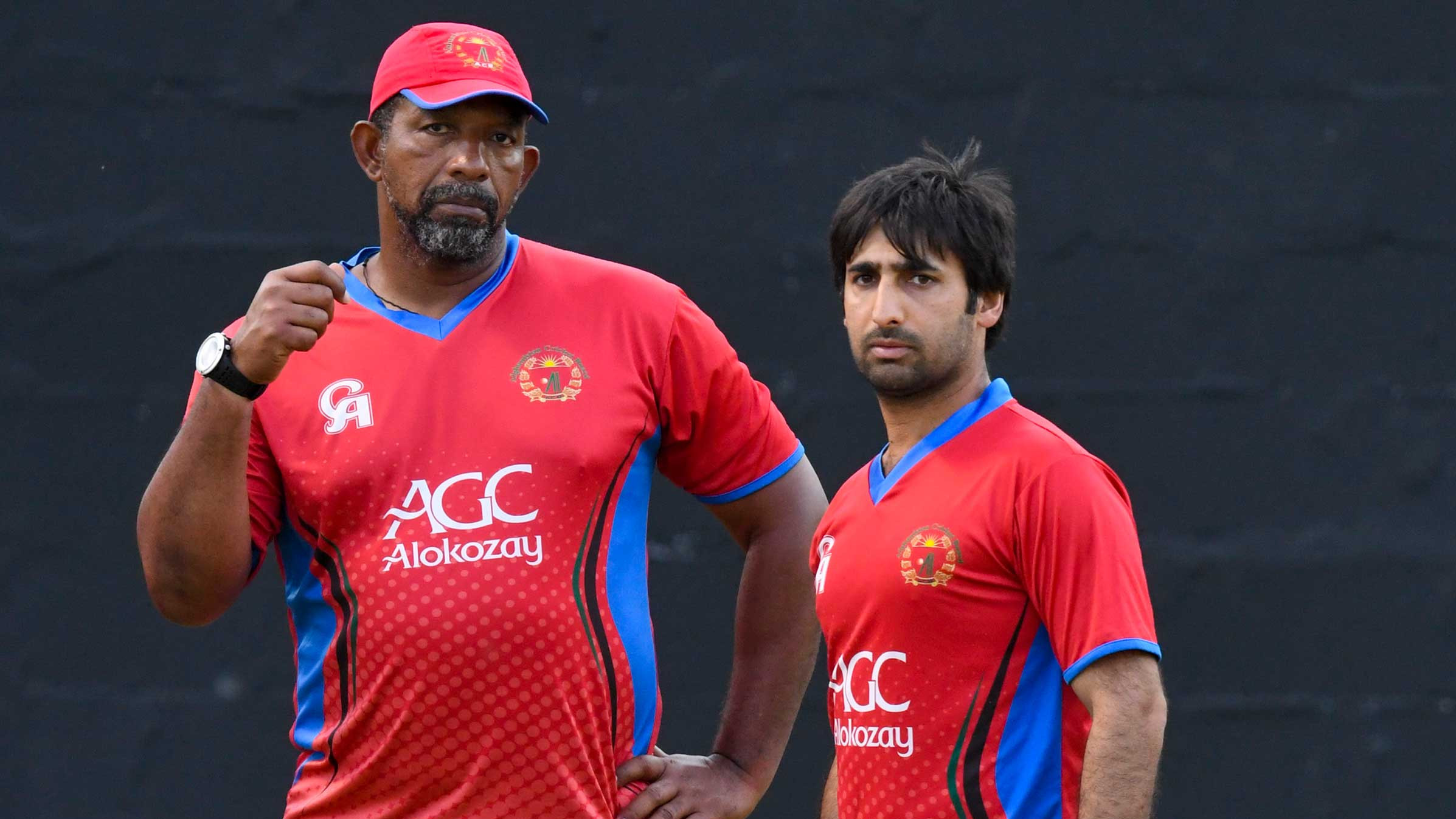 Batting needs a push in Afghanistan cricket, says coach Phil Simmons
