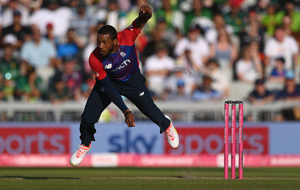 Chris Jordan is optimistic of England's chances at T20 World Cup 2021| Getty Images