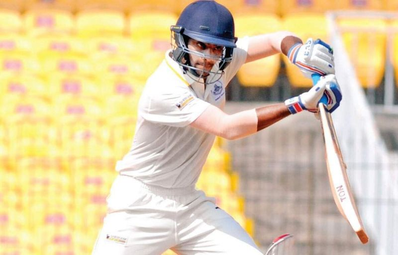 Baba scored a century in the Duleep Trophy 2018-19 | PTI