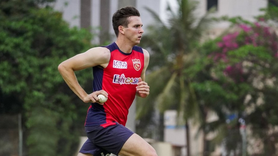 IPL 2021: Jhye Richardson of PBKS calls his Rs 14 Crs price tag 'scary but life-changing'