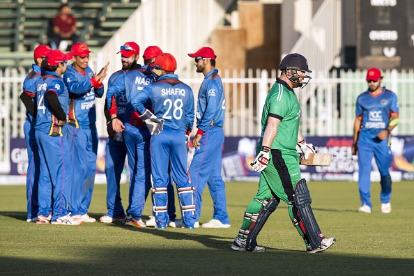 Afghans have a dominating home and away record against the Irish | Getty