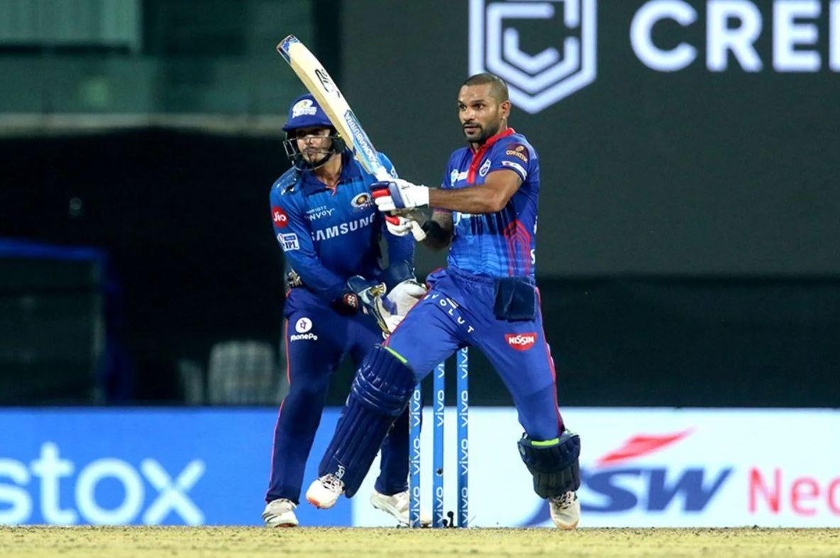 Shikhar Dhawan   BCCI/IPL