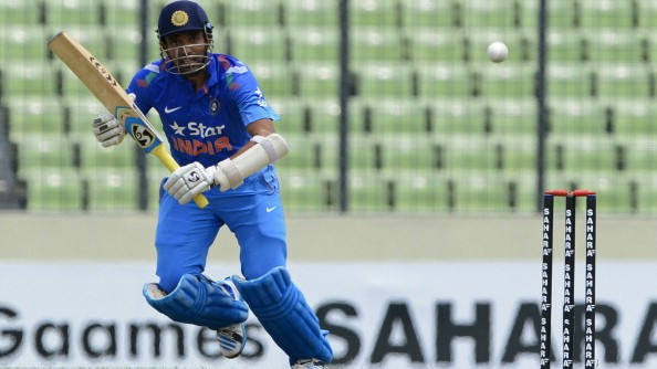Robin Uthappa set to captain Kerala in the forthcoming Vijay Hazare Trophy