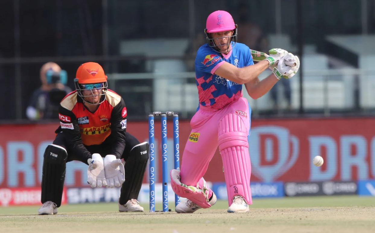 Jos Buttler scored his maiden T20 century against SRH | BCCI/IPL