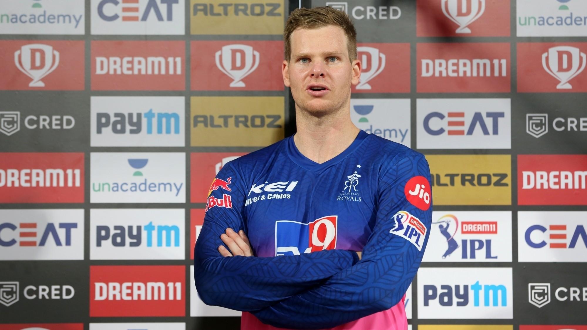 IPL 2020: Steve Smith says,