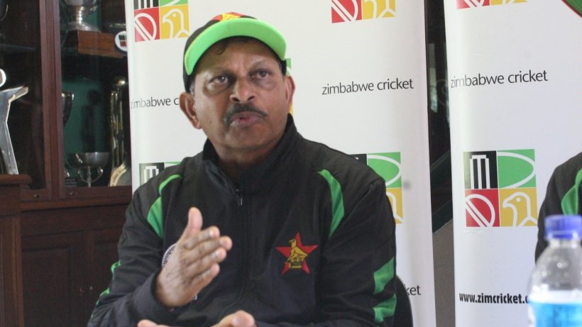 Zimbabwe coach Lalchand Rajput  aiming to get the best team for T20I Tri-series