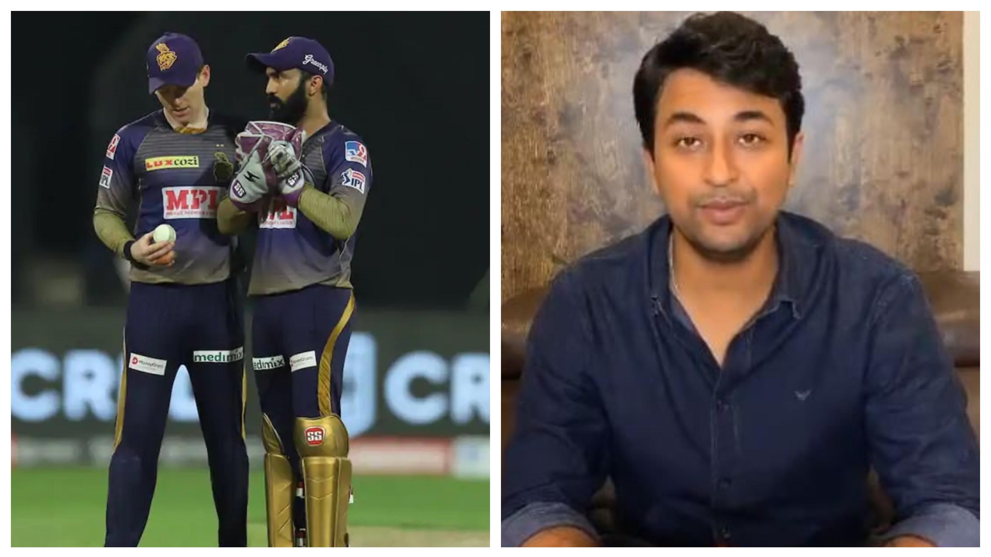 IPL 2020: Pragyan Ojha critical of Dinesh Karthik for handing over KKR captaincy to Eoin Morgan